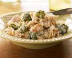 Spinach and Chicken Pasta