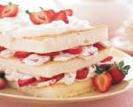 Fancy Angel Food Cake