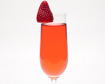 Strawberry Kir