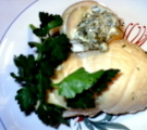 Spinach and Ricotta Stuffed Chicken