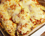 Stuffed Shells with Beef
