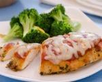 Succulent Chicken Parmesan