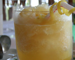Summer Apricot Slush