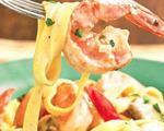 Summertime Fettuccine Pasta