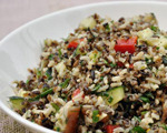 Sweet and Savory Wild Rice Salad