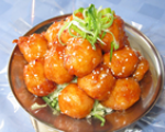 Cantonese Sweet and Sour Chicken
