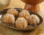 Marshmallow Sweet Potato Balls