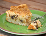 Sweet Raisin Coffee Cake