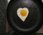 Sweetheart Eggs
