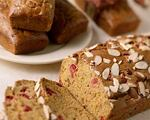 Sweet Potato Cranberry Bread