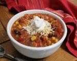 Tomato-Taco Soup