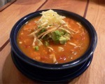 Across-the-Border Tamale Soup