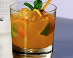 Tangerine Twist Cocktail