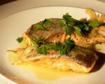 Tarragon Baked Trout