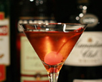 Tequila Manhattan Cocktail