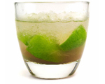 The Ginger Caipirissimas