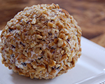 Toasted Walnut Cheese Ball