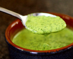 Toasted Cumin, Chile and Cilantro Dressing
