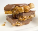 Pecan-Topped Toffee