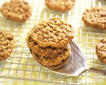 Toffee Oatmeal Raisin Cookies