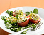 Tomato and Egg Salad