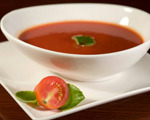 Tomato and Ginger Wine Soup