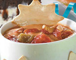 Tomato and Queso Dip
