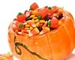 Halloween Candy Trail Mix
