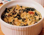 Tuna and Spinach Casserole