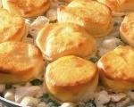 Quick Tuna Pot Pie