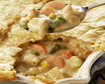 Tender Turkey Pie