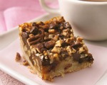 Gooey Turtle Bars