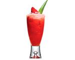 Valentine's Strawberry Rum Punch