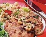 Veal Scallopini With Mushrooms