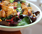 Vegetarian Asian Tofu Salad