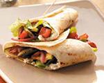 Vegetarian Wrap-ups