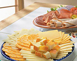 Versatile Cheese and Meat Platter