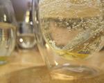 Vodka and Ginger Beer Cocktail