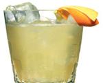 Vodka Sour Cocktail