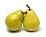 Walnut Pear Muffins