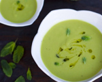 Warm Avocado Soup