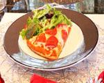 Whole Wheat Pepperoni Pizza