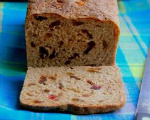 Whole Wheat Date Bread