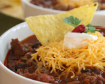 Wickedly Wonderful Chili