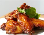 Wings with Vietnamese Fish Sauce