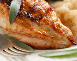 Chicken Breast in Light Yogurt Marinade