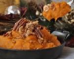 Sweet Potatoes and Pecans
